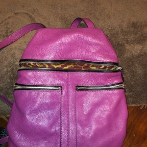 Oryany backpack, excellent condition. Purple
